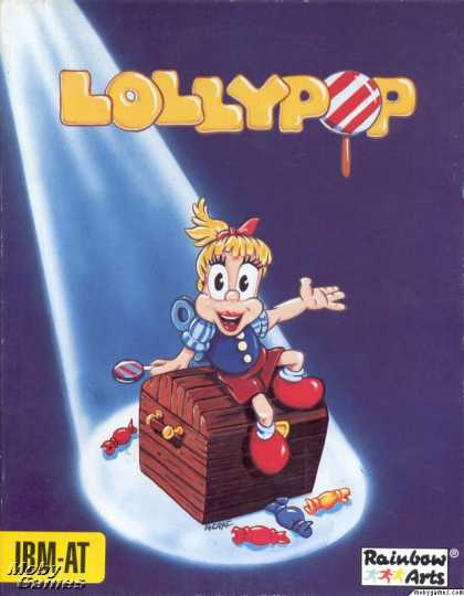 DOS Games - Lollypop