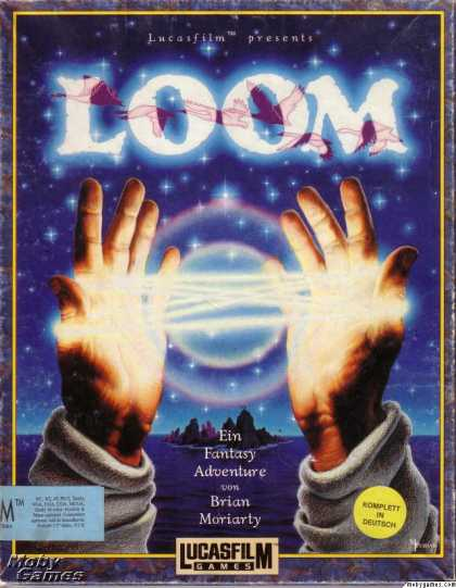 DOS Games - Loom