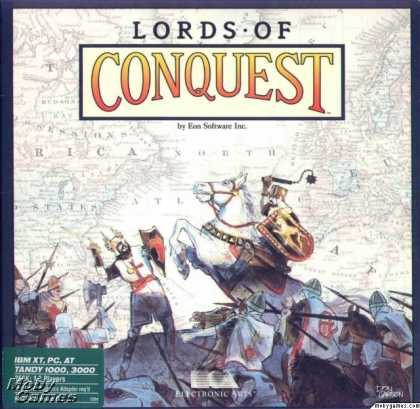 DOS Games - Lords of Conquest