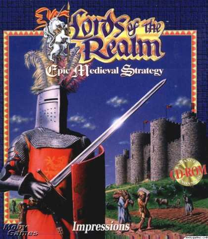 DOS Games - Lords of the Realm