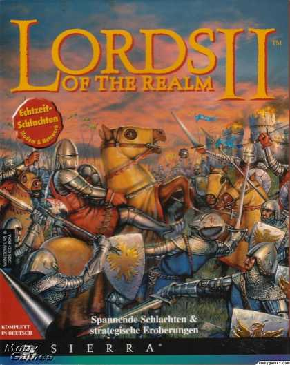 DOS Games - Lords of the Realm II