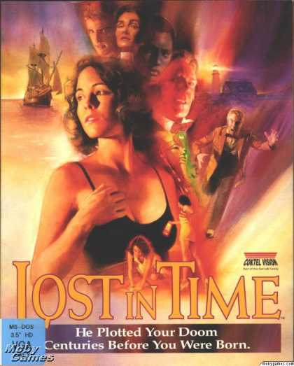 DOS Games - Lost in Time
