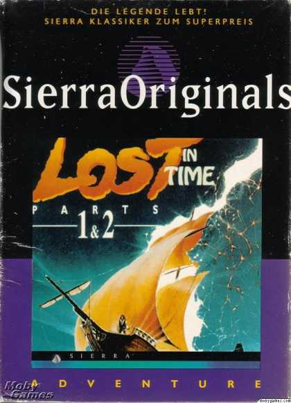 DOS Games - Lost in Time: Parts 1 & 2
