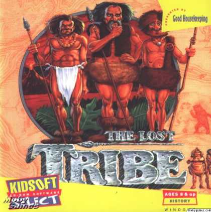 DOS Games - The Lost Tribe