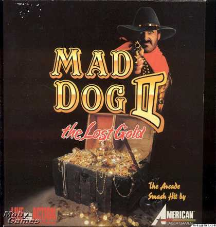 DOS Games - Mad Dog II: The Lost Gold