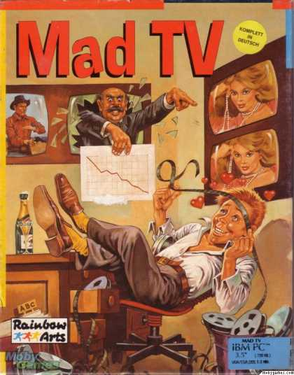DOS Games - Mad TV