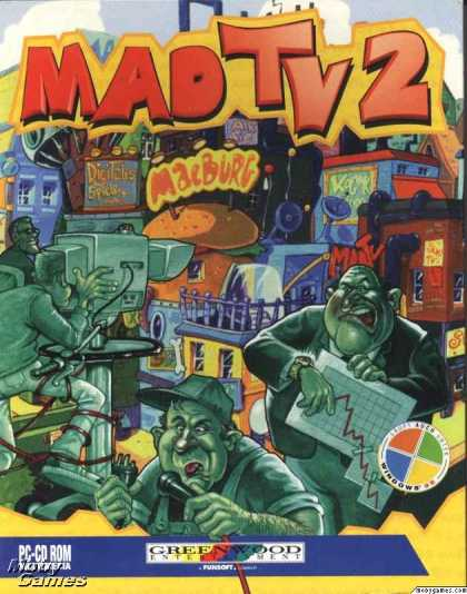 DOS Games - Mad TV 2