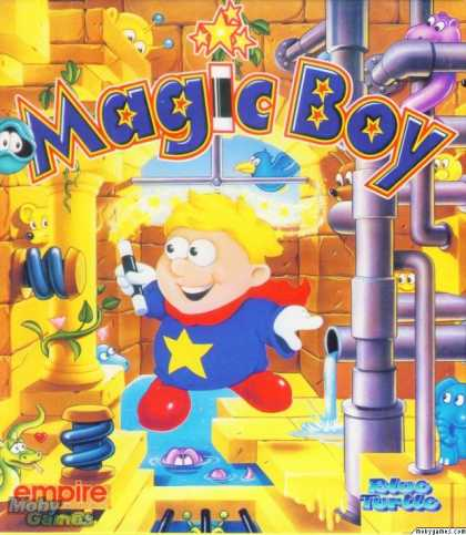 DOS Games - Magic Boy