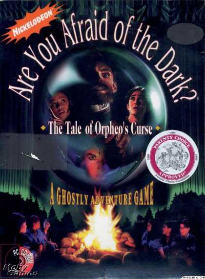 DOS Games - Are You Afraid of the Dark? The Tale of Orpheo's Curse
