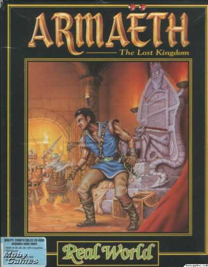 DOS Games - Armaeth: The Lost Kingdom