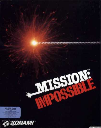 DOS Games - Mission: Impossible