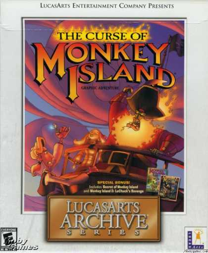 DOS Games - Monkey Island Trilogy