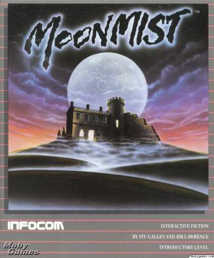 DOS Games - Moonmist