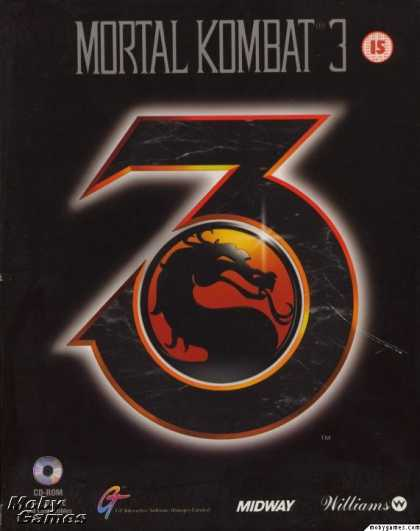 DOS Games - Mortal Kombat 3