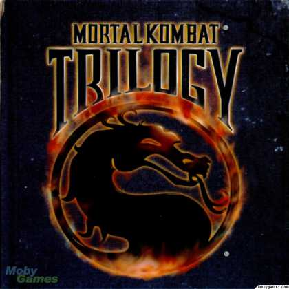DOS Games - Mortal Kombat Trilogy
