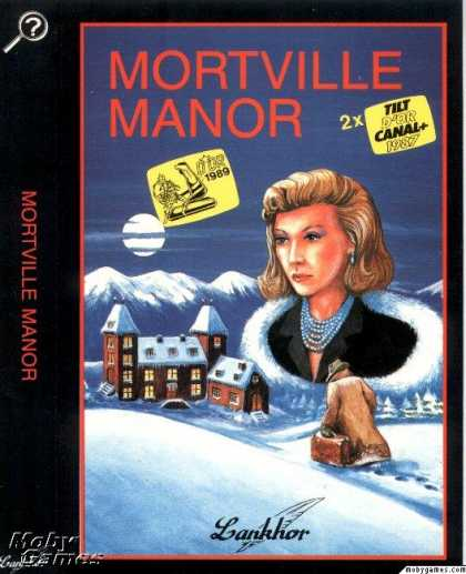 DOS Games - Mortville Manor