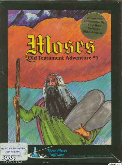 DOS Games - Moses: Old Testament Adventure #1