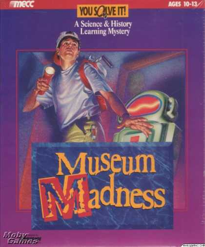 DOS Games - Museum Madness
