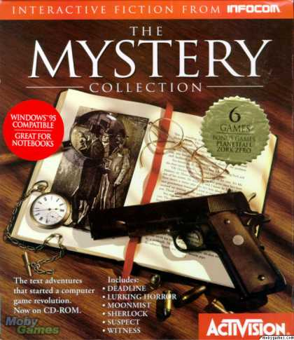 DOS Games - The Mystery Collection