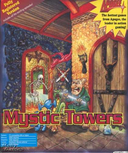 DOS Games - Mystic Towers
