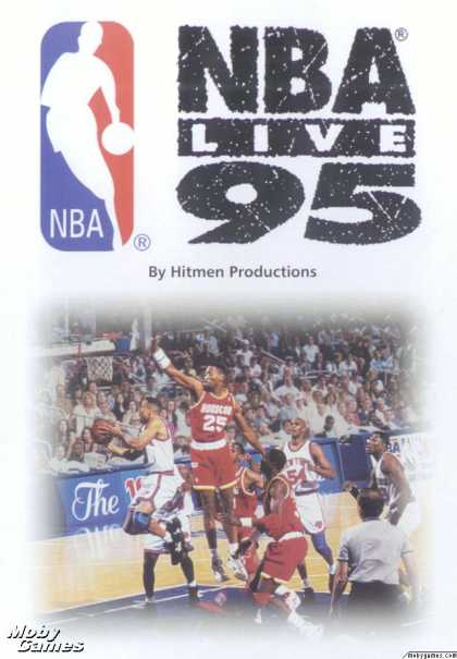 DOS Games - NBA Live 95