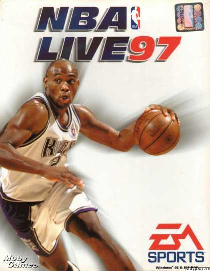DOS Games - NBA Live 97