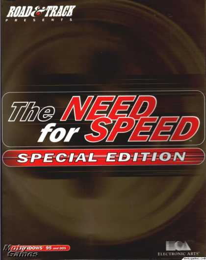 DOS Games - The Need for Speed: Special Edition