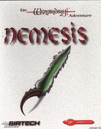DOS Games - Nemesis: The Wizardry Adventure