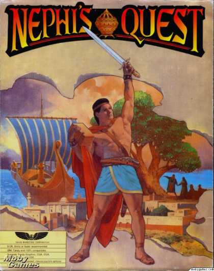 DOS Games - Nephi's Quest