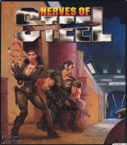 DOS Games - Nerves of Steel