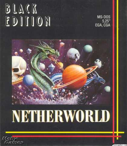 DOS Games - Netherworld