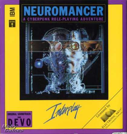 DOS Games - Neuromancer