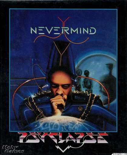 DOS Games - Never Mind