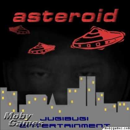 DOS Games - Asteroid Smash