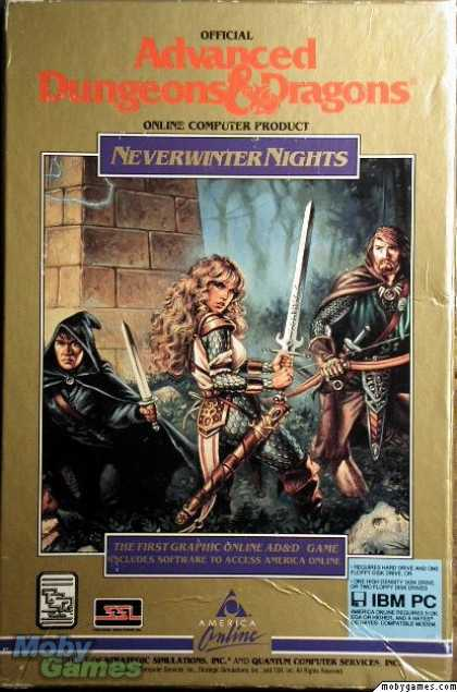 DOS Games - Neverwinter Nights