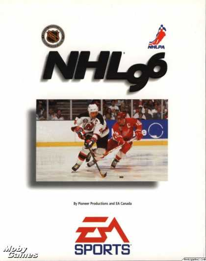DOS Games - NHL 96