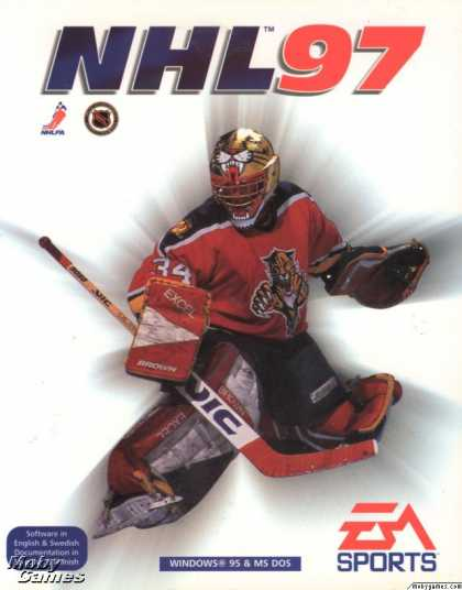 DOS Games - NHL 97