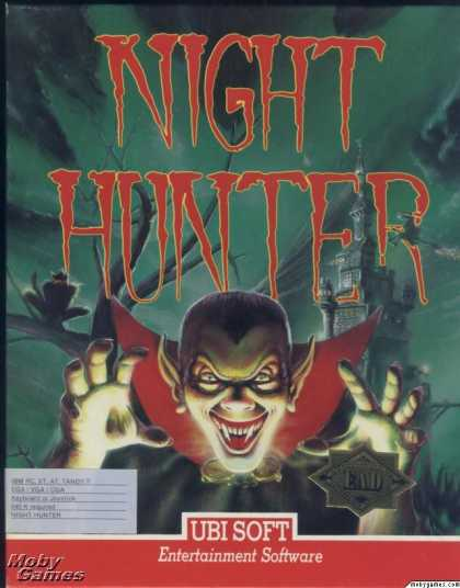 DOS Games - NightHunter
