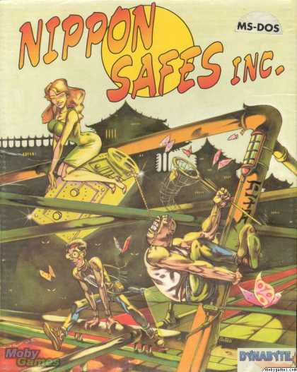 DOS Games - Nippon Safes, Inc.