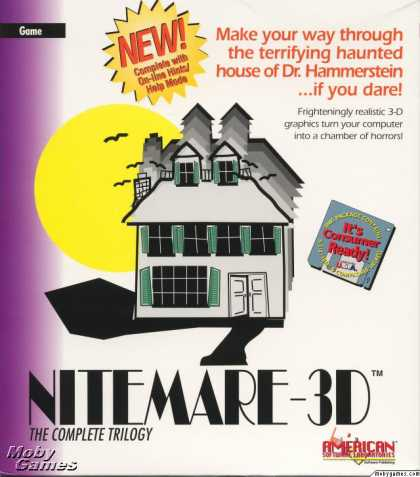 DOS Games - Nitemare-3D
