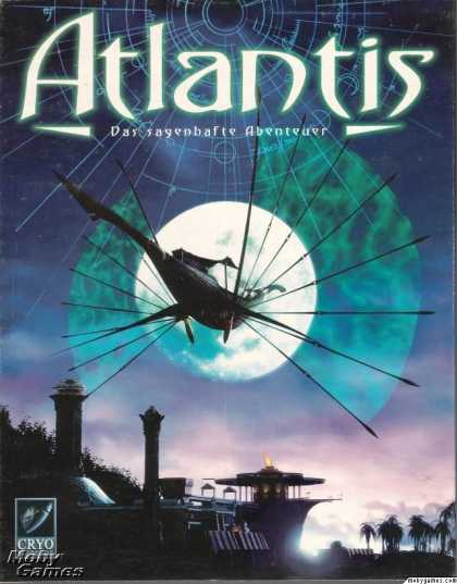 DOS Games - Atlantis: The Lost Tales