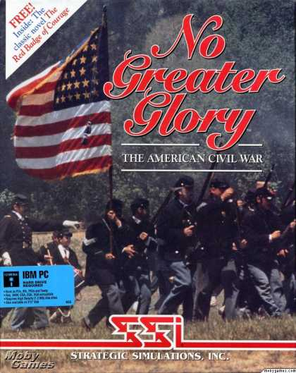 DOS Games - No Greater Glory