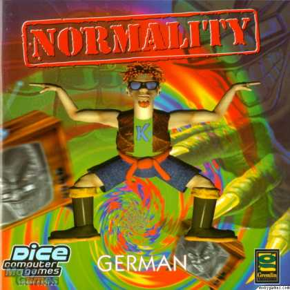 DOS Games - Normality