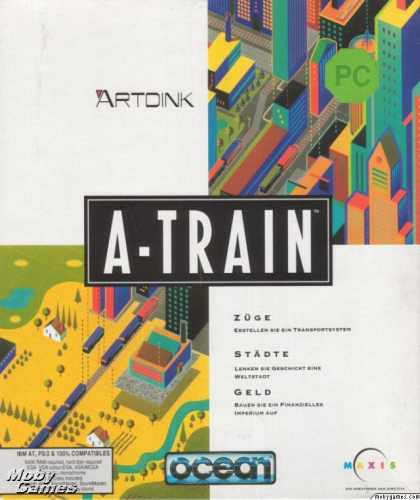 DOS Games - A-Train