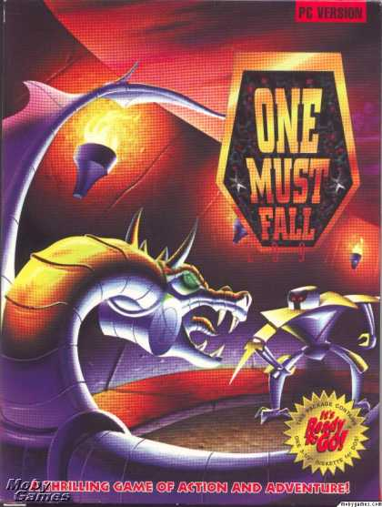 DOS Games - One Must Fall 2097