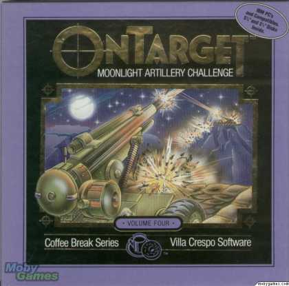 DOS Games - On Target