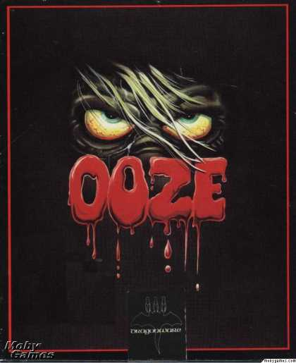 DOS Games - Ooze: Creepy Nites