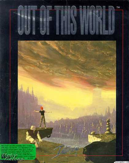 DOS Games - Out of This World