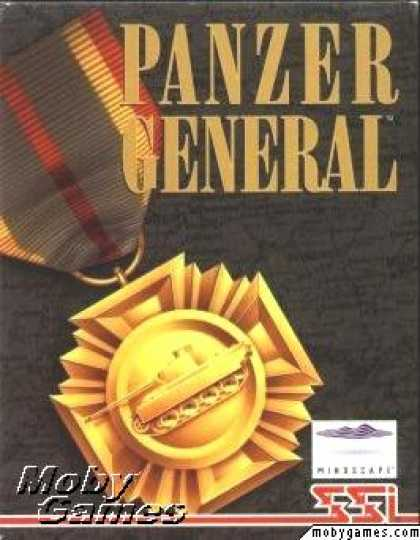 DOS Games - Panzer General