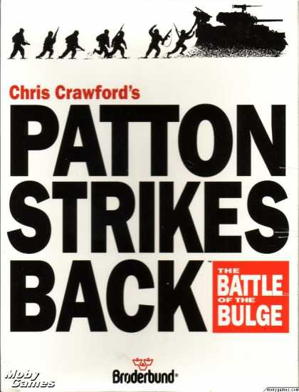 DOS Games - Patton Strikes Back: The Battle of the Bulge